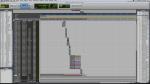 Pro Tools HD Edit Window