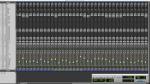 Pro Tools HD Mix Window 1