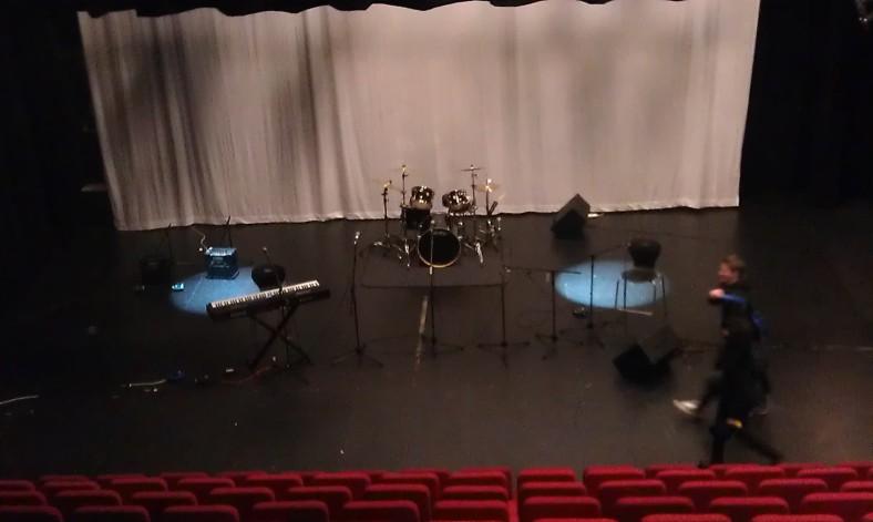 BOA - Stage Setup 2
