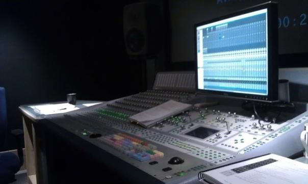 Pro Tools D Control