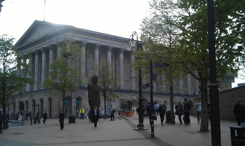 Birmingham Town Hall 1