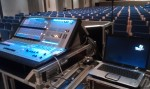 Soundcraft Vi1 and Amp Controller