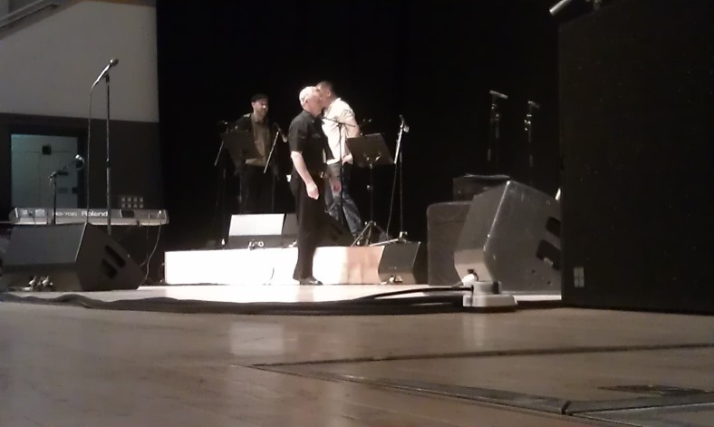 Tony Christie Sound Check 2